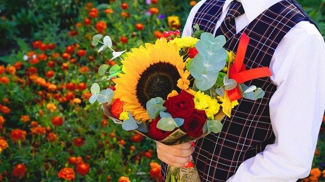 Акция к 1 сентября «Дети вместо цветов»