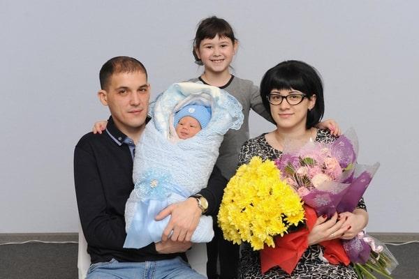 Семья из Владимирской области