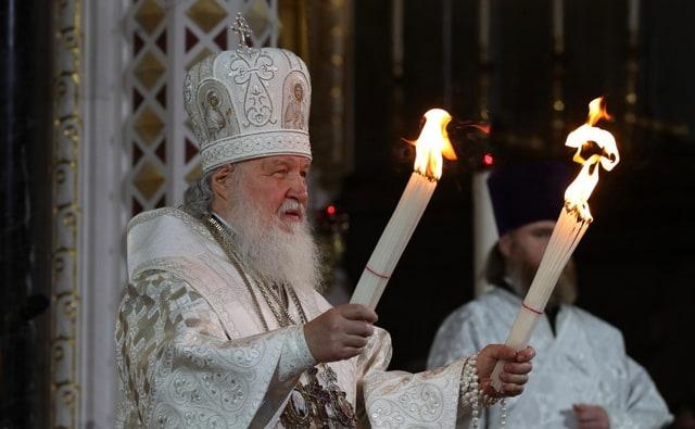 Патриарх Кирилл 28 апреля 2019 года