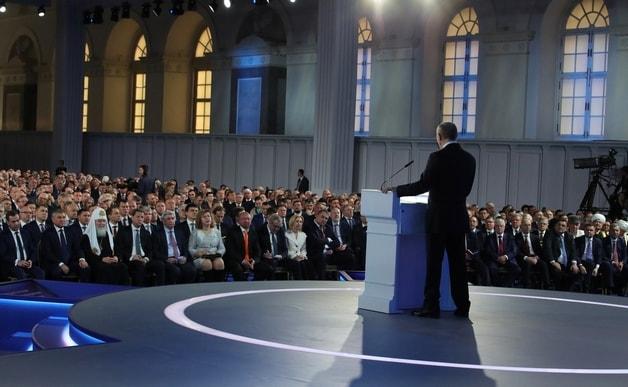 Путин: к 2021 году социальные контракты введут во всех регионах РФ