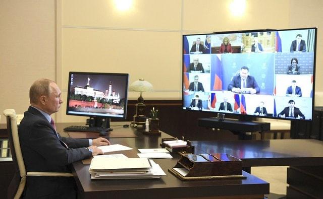 Совещание с главами субъектов РФ