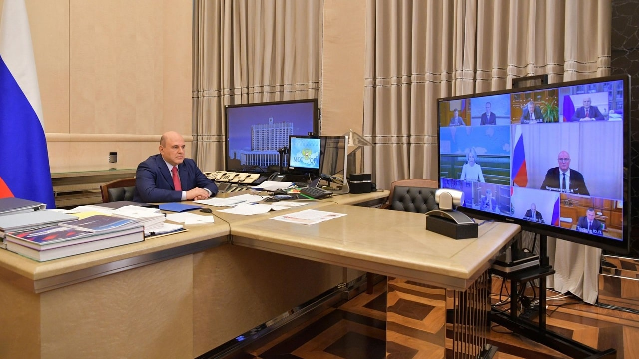 Оперативное совещание с вице-премьерами 24.05.2021